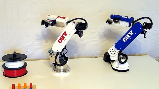 Ar3 robot arm