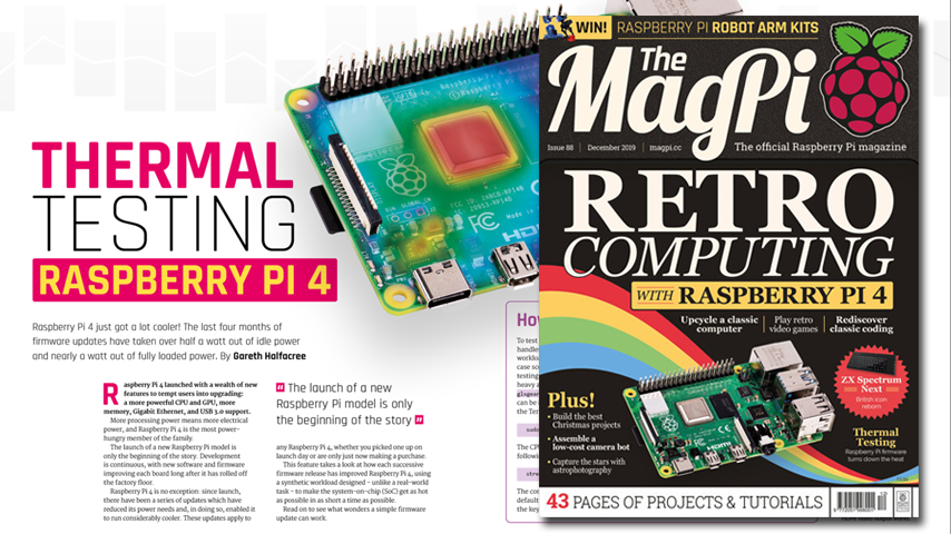 The MagPi #88